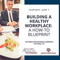 Victoria County Family & Community Health - Texas A&M AgriLife Extension