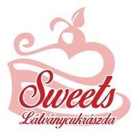 Sweets Látványcukrászda