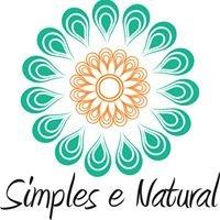 Simples e Natural - Gastronomia Orgânica