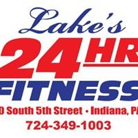 Lake's 24HR Fitness