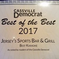 Jersey's Sports Bar & Grill
