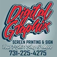 Digital Graphix Screen Printing & Sign