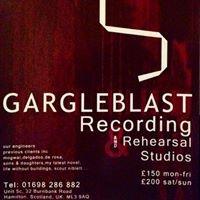 Gargleblast rehearsal rooms and recording studio