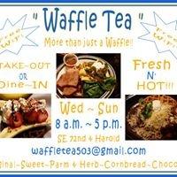 Waffle Tea
