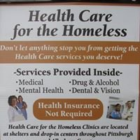 Health Care for the Homeless Pittsburgh