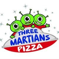 Three Martians Pizza