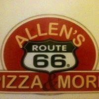Allens Route 66 Pizza and More