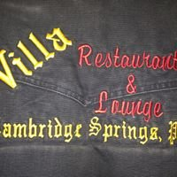Villa Restaurant and Lounge