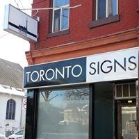 Toronto  Signs
