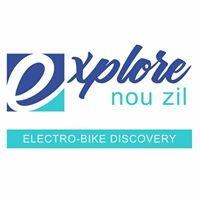 Explore Nou Zil - Electro-Bike Discovery