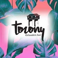 Torony. Orlando's bar