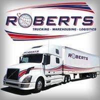 Roberts Trucking Warehousing Logistics