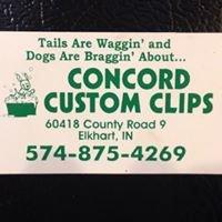 Concord Custom Clips