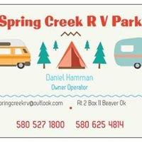Spring Creek RV Park
