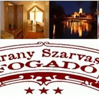 Arany Szarvas Fogadó, Győr