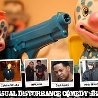 Casual Disturbance Comedy Show