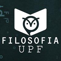 Filosofia UPF