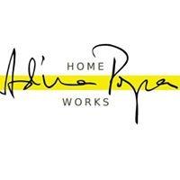 Adina Popa Home Works