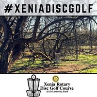 Xenia Rotary Disc Golf Course