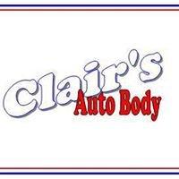 Clair's Auto Body