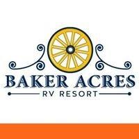 Baker Acres RV Resort