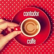 Contador Caffe kávé mintabolt