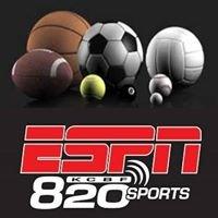 KCBF 820 Sports