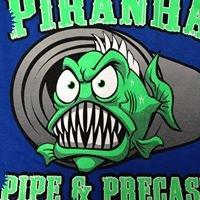 Piranha Pipe & Precast Inc.