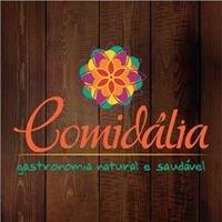 Comidália Gastronomia Natural e Saudável