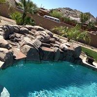 Custom Mojave Pools
