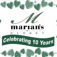 Marian's Closet, Inc.