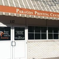 Paragon Printing Center, Inc
