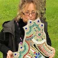Janet Keen Mosaic and Painting Teacher