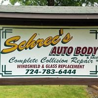 Schrec's Auto Body & Sales, Inc.