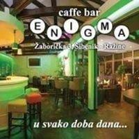 Enigma caffe bar