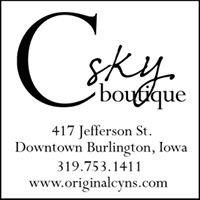 CSky boutique