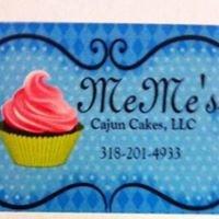 Meme's Cajun Cakes, LLC