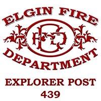 Elgin Fire Department Explorer Post 439