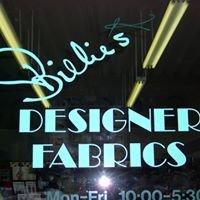 Billie's Designer Fabrics