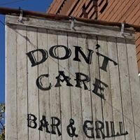 Don't Care Bar & Grill