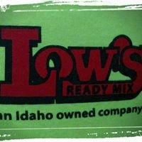 Low's Ready Mix Concrete