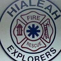 Hialeah Fire Explorer Post 911