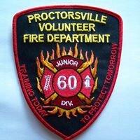 Proctorsville Junior Firefighters