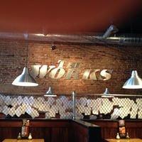 The Works Gourmet Burgers Milton