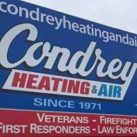 Condrey Heating and Air Conditioning Inc.
