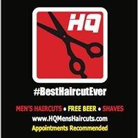 Headquarters Men's Haircuts