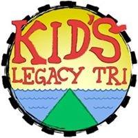 Kid's Legacy Tri 2018 on June 3
