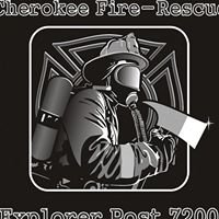 Cherokee Fire-Rescue Explorer Post 7200