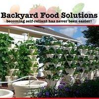 Backyard Food Solutions