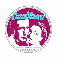 Casablanca kávézó